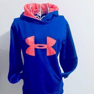 UnderArmour Sweatshirt Blue & Orange